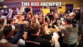 MASSIVE GROUP PULL! Wheel of Fortune HITS 3 JACKPOTS!!!!