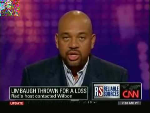 Michael Wilbon: Rush Limbaugh Doesn't Care About Black People