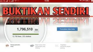 Cara Mudah Promosikan Channel Youtube View sampai 1.000.000