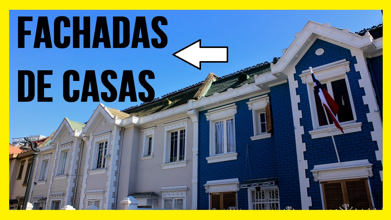 Fachadas de casas e como escolher cor certa eng carlos - Exteriores de casas rusticas ...