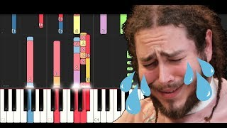 Post Malone - Rockstar But It's The Saddest Song You Will Hear