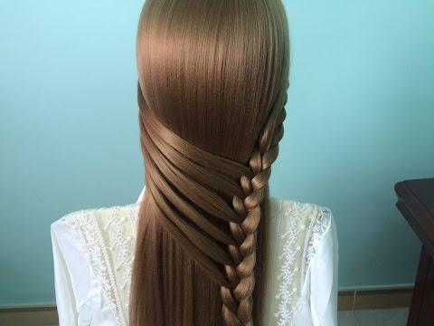 AnaTran - Các kiểu tết tóc dễ thương để đi học