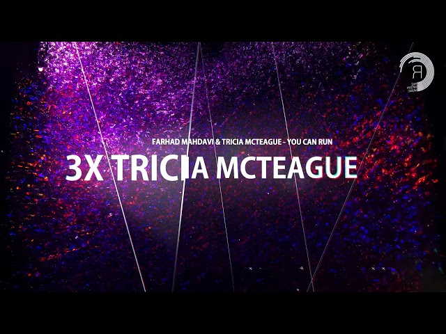 TRICIA MCTEAGUE X3 [Mini Mix]