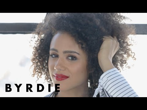 Nathalie Emmanuel's Five Everyday Beauty MustHaves  Just Five Things  Byrdie