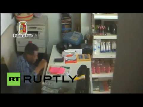Italy: 38 migrant smugglers who 'sold organs' arrested