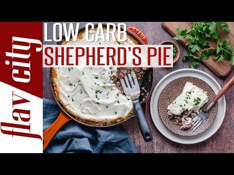 How To Make Low Carb Shepherd's Pie - Keto Comfort Food