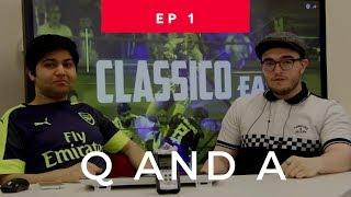 Q&A Sunday (Sajad finally has a J-League Club)