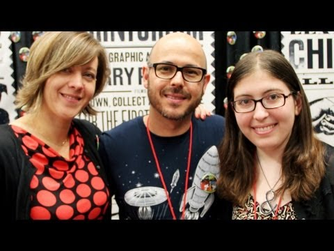 MinaLima Interview at LeakyCon 2012