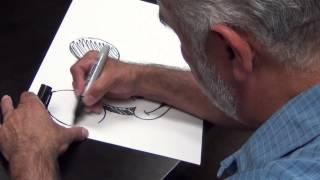 Disney Fine Art artist Manuel