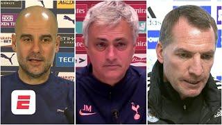 Frank Lampard SACKED! Premier League managers react! | ESPN FC