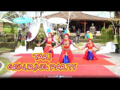 TARI GENJRING PARTY II UJIAN PEMBAWAAN II BALE BRANTI II MEI 2017