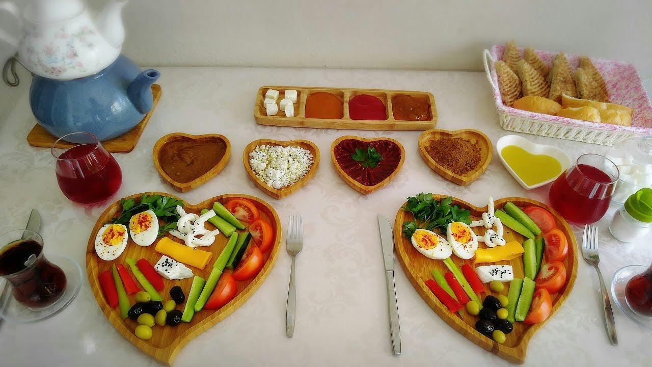 طريقة إعداد الشاي التركي وطاولتي للإفطار الصباحي التركي Youtube