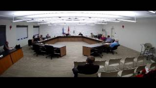 Town of Drumheller Regular Council Meeting of August 22, 2016