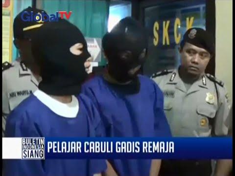 Kenalan di Facebook, siswa SMP dan SMA di Surabaya cabuli siswi SMP - BIS 20/05