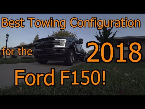 2018 F150 highest towing configuration