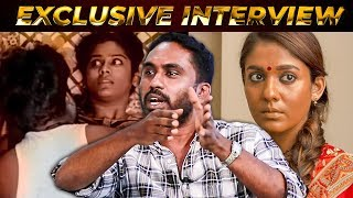Why Women-Centric Movies? Airaa Movie Director Sarjun Opens Up | Nayanthara | WV 26