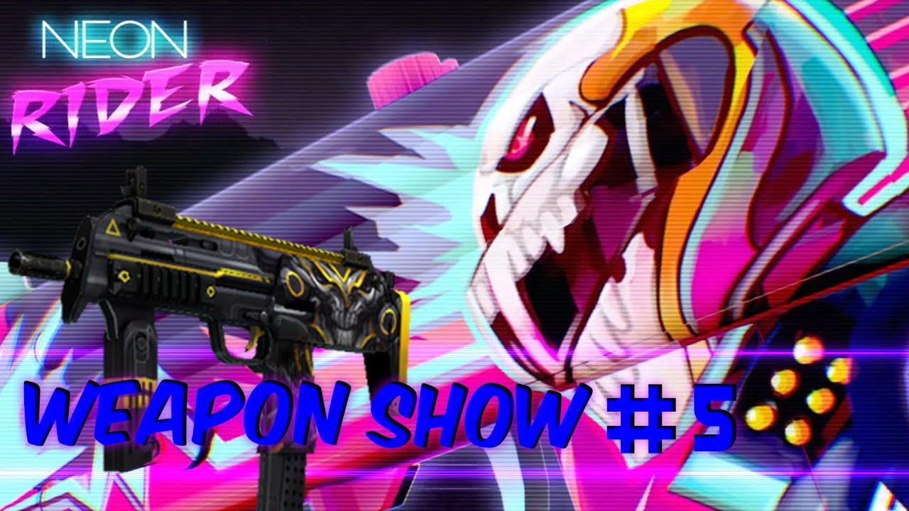 WeaponShow #5 MAC-10 N...