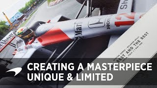 Creating a masterpiece   Ayrton Senna