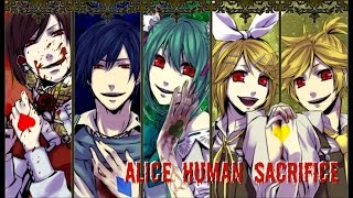 Alice Human Sacrifice (Thai Ver.) by Roku-san