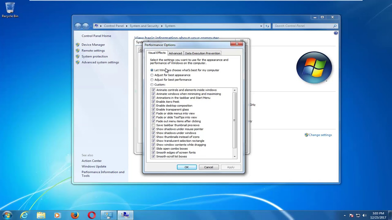 Your Computer Is Low On Memory Windows 7 FIX