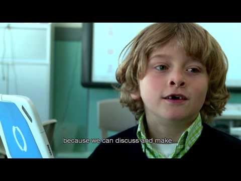 CCL / Interactive classroom | Tablets in schools, Monte Flor - Portugal