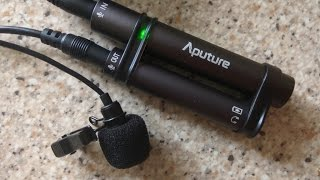 Профессиональный микрофон петличка Aputure A.Lav