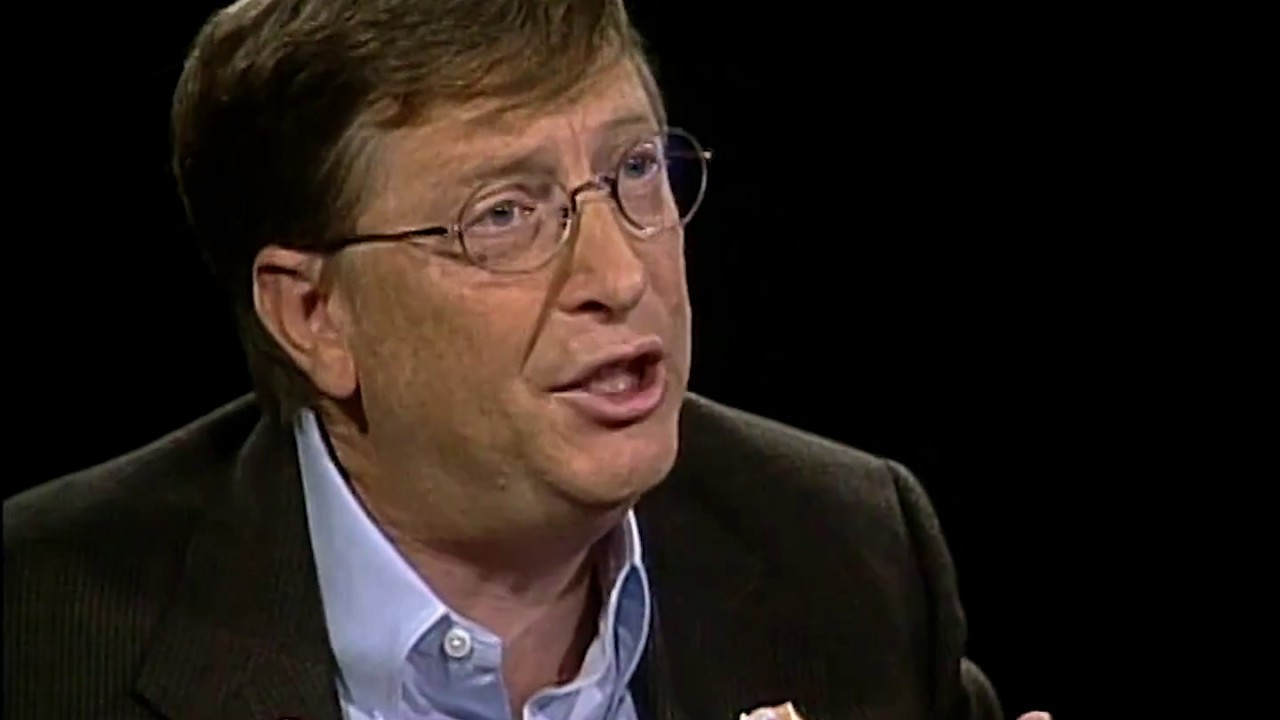 Conversations about 9/11: Bill Gates, Hillary Clinton, Bono and others (2002)
