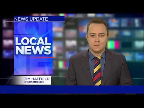 Channel Nine Canberra - Local News Headlines - 1.50pm (3/2/2017)