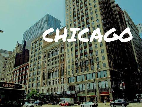 Travel Vlog // Chicago USA ,North America (ShihC. & YenL.)