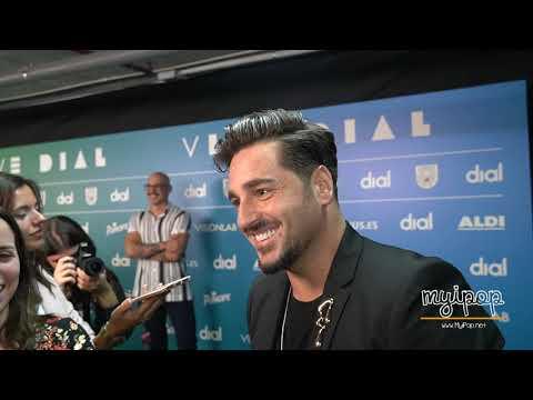 David Bustamante | Entrevista | Vive Dial 2019