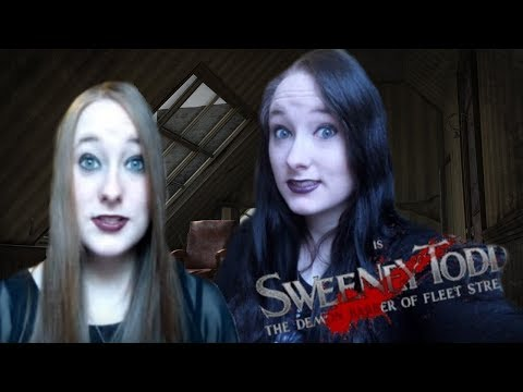 Reacting to my Old (and AWFUL!) Sweeney Todd Review! | Amy McLean