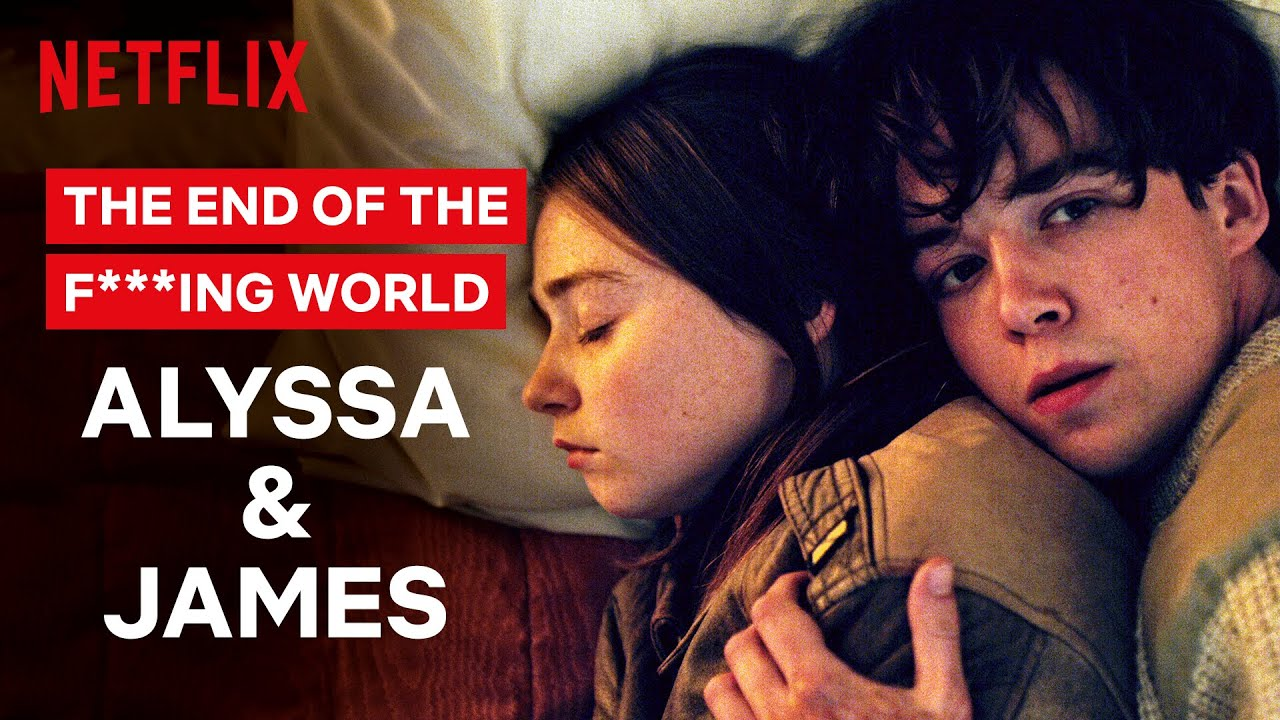 Download James and Alyssa's Love Story | The End of the F***ing World | Netflix