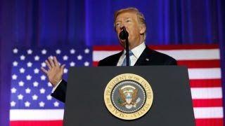 Trump avoiding blame for potential government shutdown?
