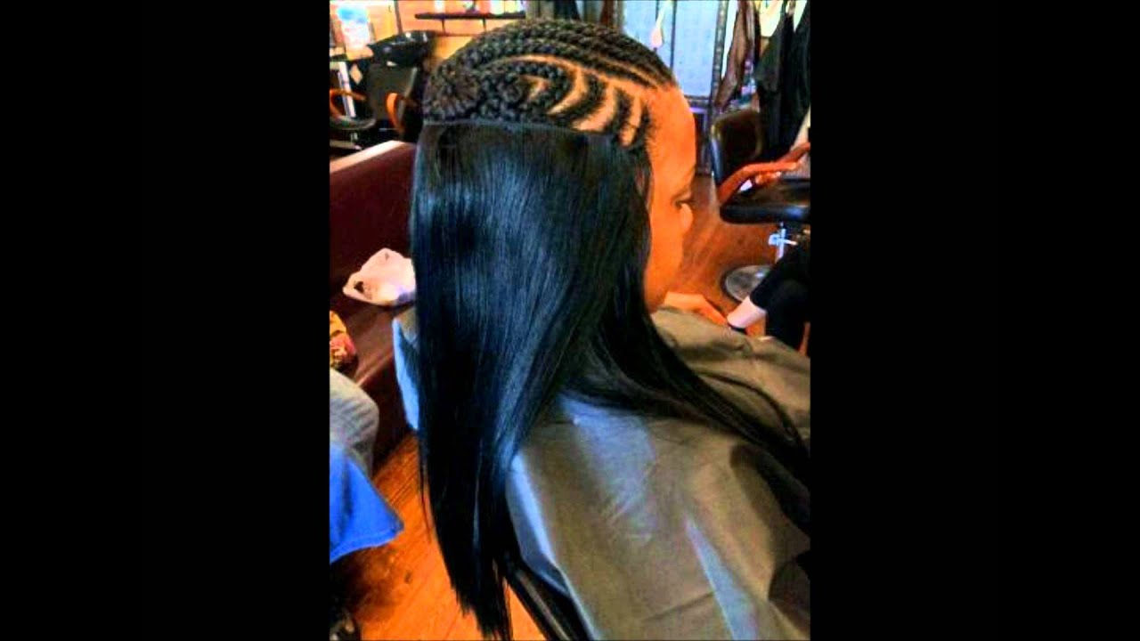 Styles To Do With Long Straight Weaves Hair Style Gorgeous Regard Most Stunning Sew