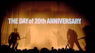 THE DAY of 20th ANNIVERSARY at SHIBUYA C.C.LEMON HALL.