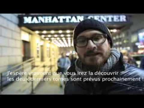 Interview de Darren Aronofsky - NOÉ - Bande dessinée Le Lombard