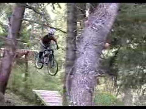 Bogus Basin Freeride Mountain Bike Trail