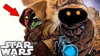 Jawa Faces Revealed   Star Wars Explained