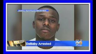 Rapper DaBaby Arrested For Battery In Miami