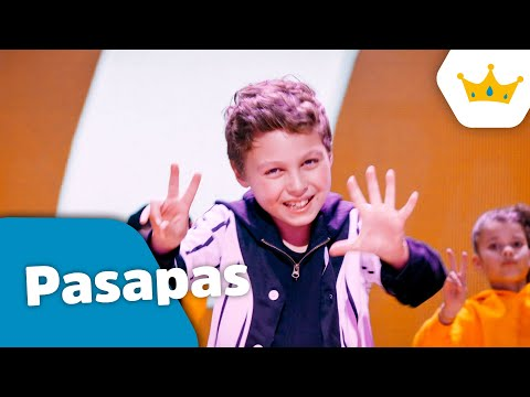 Kinderen voor Kinderen - Pasapas (Officiële Koningsspelen videoclip)