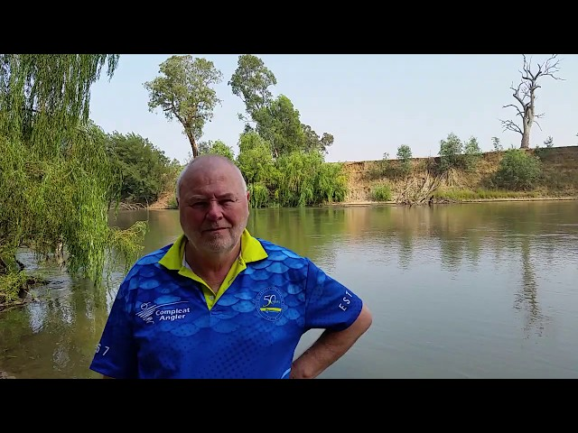 Weekly fishing report brought to you by - Compleat Angler Wagga 9.0.2020