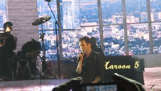 Maroon 5 - Sunday Morning - Bridgestone Arena ( Nashville, TN 24 MAR 2013)