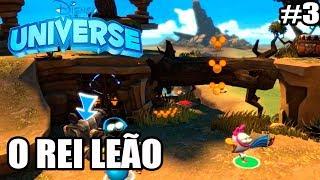 Disney Universe - Xbox 360 e PS3 - O REI LEÃO - parte 3