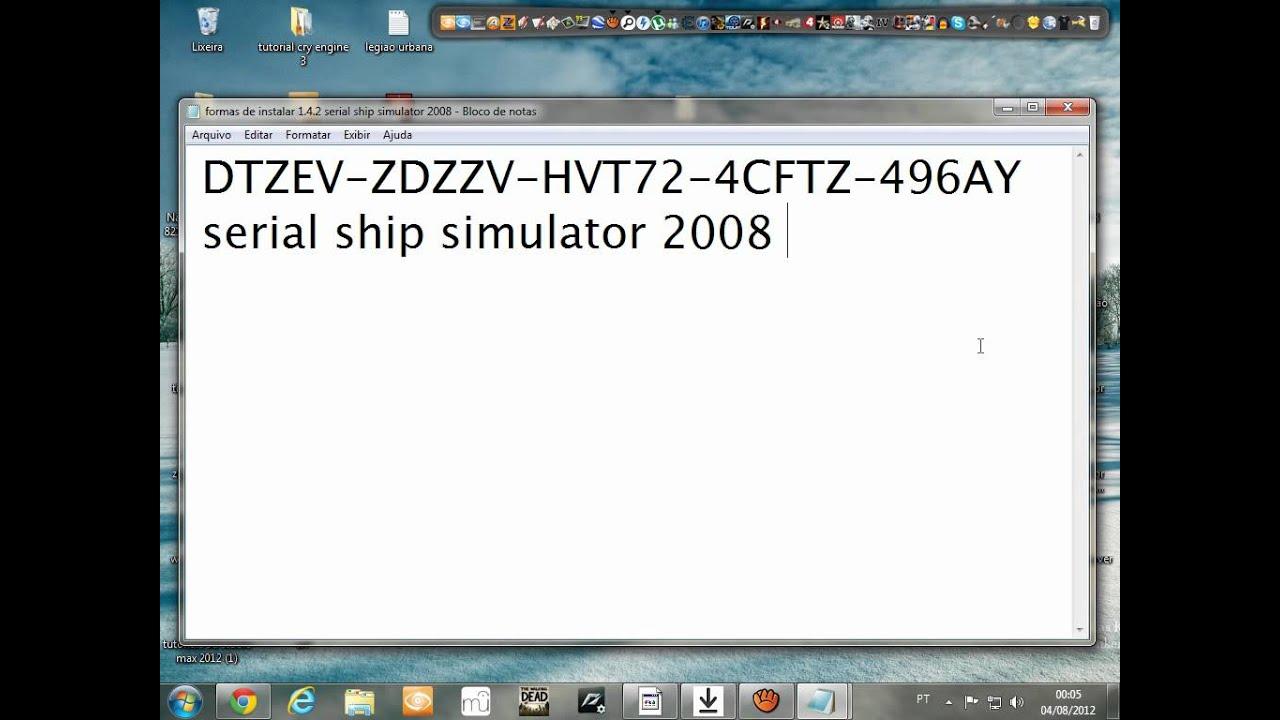 Ship Sim 2008 Keygen For Mac