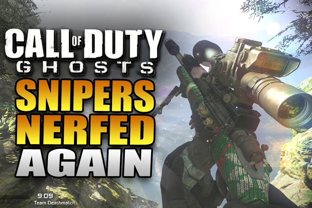 Call of Duty: Ghosts Quickscoping Gameplay - Sniping ...
