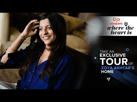 Asian Paints Where The Heart Is Season 2 featuring Zoya Akhtar