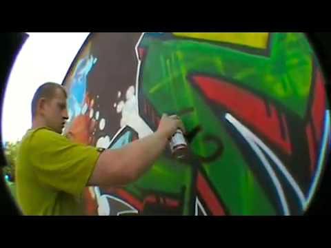 Jam Graffiti Dębica 14 08 2009