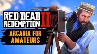 """Red Dead Redemption 2 Stranger Mission Walkthrough \ Guide - """"Arcad..."""