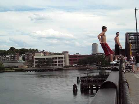 Charlestown Bridge Jumpers