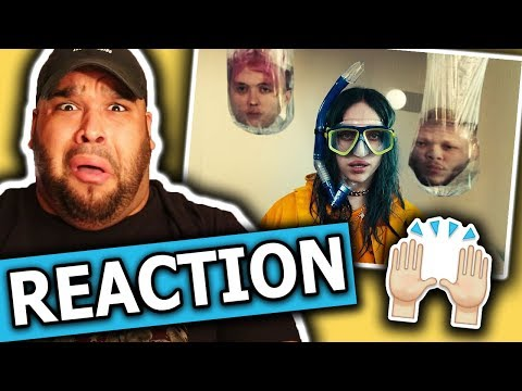 Billie Eilish - bad guy   REACTION